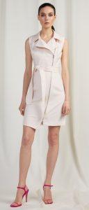 αμάνικο φόρεμα με φερμουάρ bsb 2020