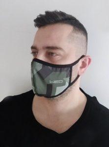 ανδρικές μάσκες προσώπου med