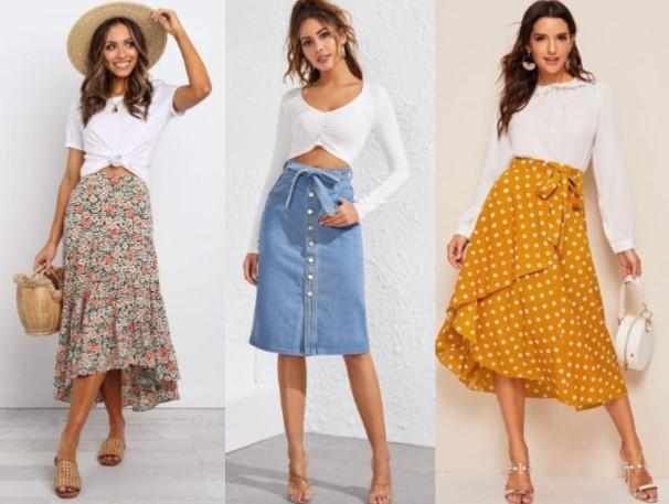 5 Όμορφες φούστες για τέλεια ανοιξιάτικα outfits!