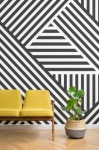 ασπρόμαυρος τοίχος
