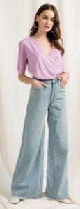 denim παντελόνα Άνοιξη 2020