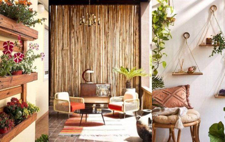 9 Ιδέες για υπέροχη διακόσμηση για τους τοίχους της βεράντας σου!