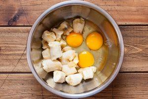 εύκολες συνταγές για γλυκά με μπανάνα