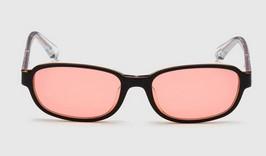ροζ φακος γυαλια ηλιου