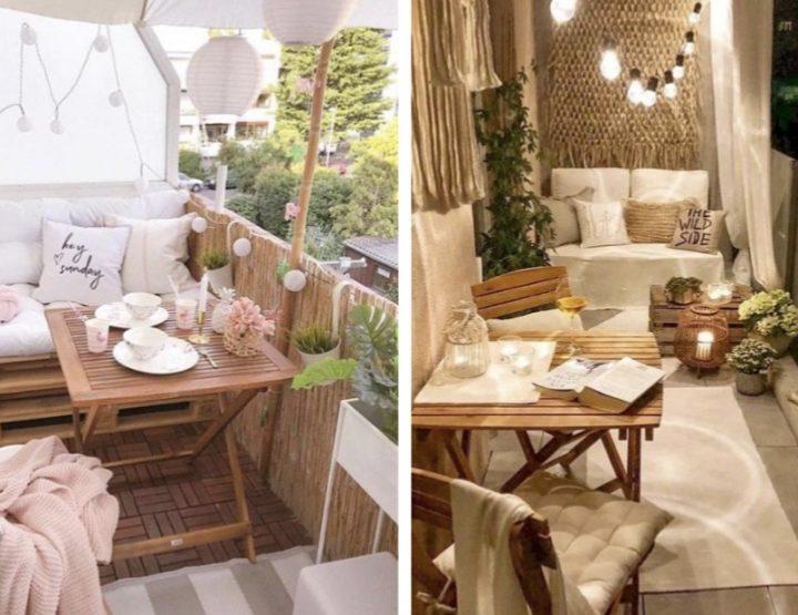7 Ιδέες διακόσμησης για ένα πανέμορφο μπαλκόνι!