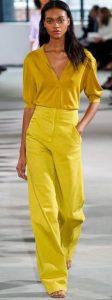 κίτρινα ρούχα