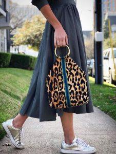 λεοπάρ τσάντα
