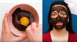 μάσκες προσώπου με σπιτικά υλικά