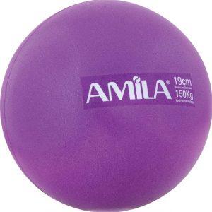 μοβ μπάλα γυμναστικής