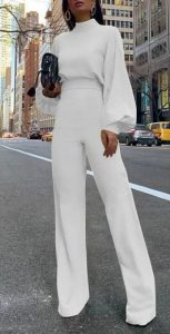 ντύσιμο στα άσπρα