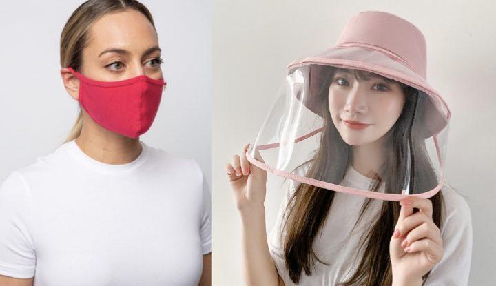 Οικονομικές υφασμάτινες μάσκες προσώπου!