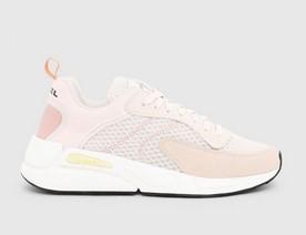 ροζ λευκο αθλητικο παπουτσι 2020
