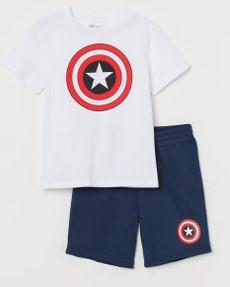 σετ captain america