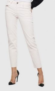 στενο λευκο παντελονι