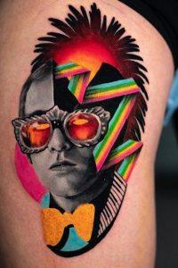 τατουαζ με εμπνευση απο 90s