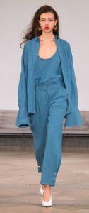 total μπλε ντύσιμο