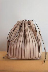 τσάντα πουγκί zara