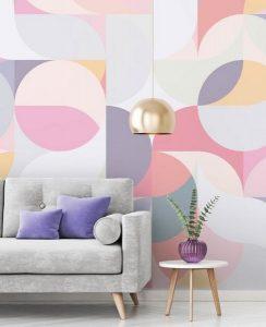 χρωματιστοί τοίχοι