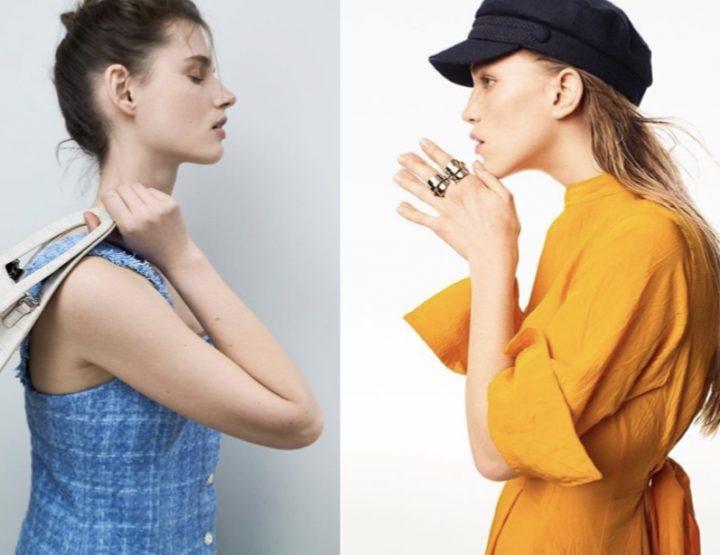 Τσάντες και Κοσμήματα Zara Καλοκαίρι 2020