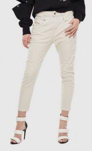 γυναικειο λευκο παντελονι