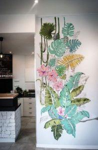 ζωγραφισμένος τοίχος