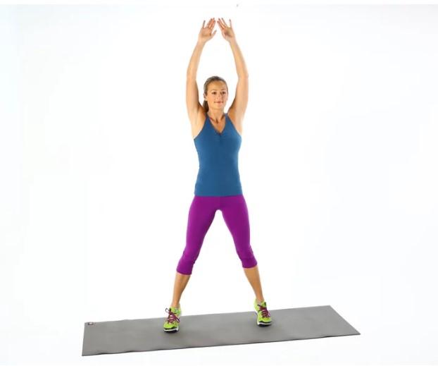 Άσκηση με άλματα
