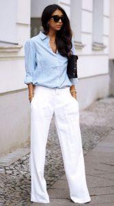 παντελονα ασπρη για τζιν παντελονι καλοκαιρινο βραδινο ντυσιμο