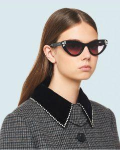 cat eye γυαλιά ηλίου 2020
