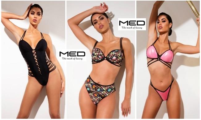 Νέα γυναικεία μαγιό MED για το καλοκαίρι 2020