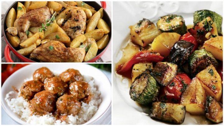 5 Φανταστικά φαγητά ταψιού που πρέπει να δοκιμάσεις!