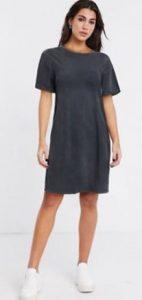 φόρεμα σε στυλ μπλούζας