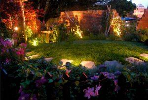 φωτισμος κηπου