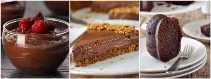 5 Δοκιμασμένες συνταγές για γλυκά με σοκολάτα!