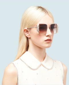 γυναικεία τετράγωνα γυαλιά ηλίου