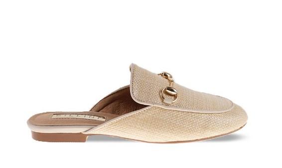 γυναικεία μπεζ loafers