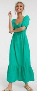 καλοκαιρινό υπέροχο φόρεμα