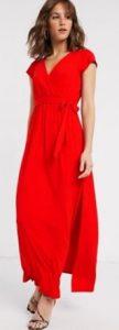 κόκκινο φόρεμα για το καλοκαίρι