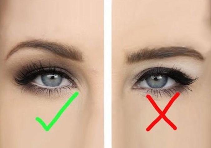 Συμβουλές για μακιγιάζ για κουκουλωτό σχήμα ματιού
