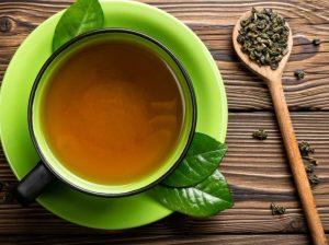 κούπα πράσινο τσάι