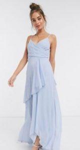 μακρύ φόρεμα για γάμο