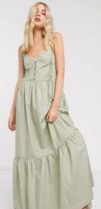 μακρύ maxi φόρεμα για το καλοκαίρι