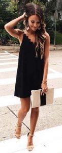 μαυρο κοντο φορεμα