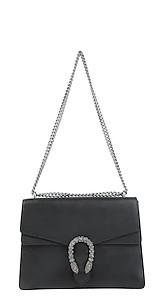 μαύρη τσάντα gucci