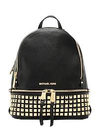 μαύρο backpack με τρουξ