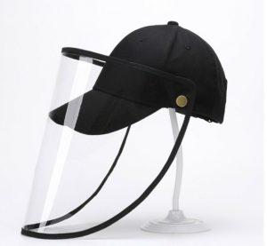 μαύρο καπέλο μάσκα μοντέρνες μάσκες προσώπου