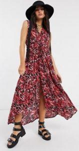 maxi φόρεμα για το καλοκαίρι