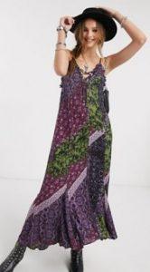 maxi φορεματάκι καλοκαιρινό