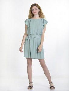 μίνι φόρεμα μέντα