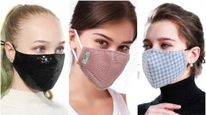 13 Μοντέρνες μάσκες προστασίας αναπνοής!