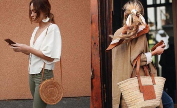 10 Όμορφες ψάθινες τσάντες για φέτος το καλοκαίρι!